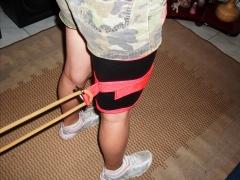 Modelador de coxa para exercícios, perna, glúteo, tratamento de celulite  R$ 35,00
