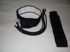 Cinto deTração Linha Master Profissional 4 ou 6 elásticos Fortes R$ 179,90