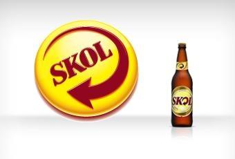 imagem da cerveja Skol