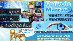 União de marcas - publicidade em carro de som - anuncio em ilhéus - sua empresa também pode fazer parte desse projeto. anuncie, esteja em evidência.  http://uniaodemarcasbrasil.webnode.com/  http://uniaodemarca.wix.com/divulguemarcas-uniao  73 9 8824 2110 - ivo / ana sucesso.