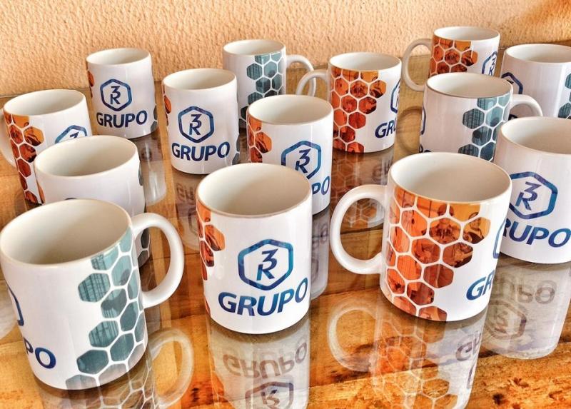 Canecas personalizadas 3R Grupo