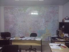 Mapa cidade de sp