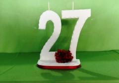 Velinhas temáticas para todas as ocasiões - #mariafumacafestas - vai fazer sua próxima decoração de aniversário infantil? conheça nossas sugestões para decoração. locação de peças decorativas ou painéis temáticos, serviços especializados em  decoração com balões de látex, desenvolvimento velinhas personalizadas exclusivas, os melhores modelos em arranjos de mesa ou demais complementos decorativos personalizados... fale com nosso pessoal de atendimento (61)3563-6663 / zap (61)98406-2422 .