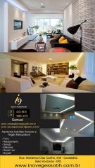 Gesso.drywall,acabamento,teto,sancas,molduras,divisórias,bh,mg - foto 10