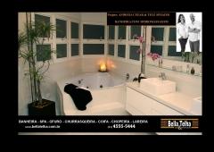 banheira, banheira de hidromassagem, banheira com m�o de obra, banheira em sp, banheira no tatuap�, banheira no abc, banheira em s�o paulo, banheira com instala��o, banheira com m�o de obra, banheira com hidro. Projeto Andrea Cezar e Tele Sphaier