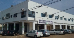 Hotel Pousada Palmas site www.hotelpalmas.net