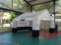 Tenda inflável - 5x5