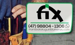 Fix - Serviços e Reparos (Marido de Aluguel)