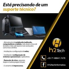 H2tech informática - foto 1