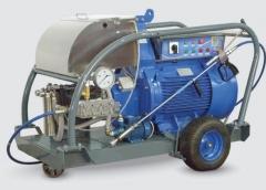 Máquinas e Bombas de Hidrojateamento / ESGOJET