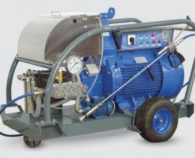 Máquinas e Bombas de Hidrojateamento / THEOTECH