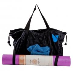 Bolsa yoga para  viagem