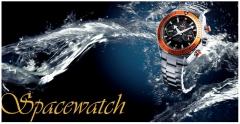 Todos os relógios passa por um rigoroso teste de impermeabilização.