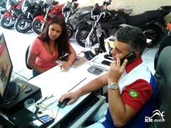 Atendimento personalizado - km motos