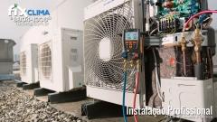 Instalação de ar condicionado para blumenau