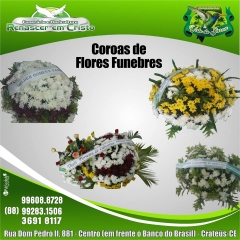 Funeraria e floricultura renascer em cristo  - foto 13