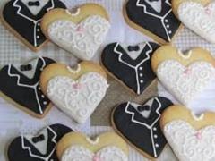 Biscoitos amanteigados personalizados
