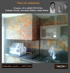 Churrasqueira em varanda de apartamento, churrasqueira high tech, churrasqueira moderna, varanda com churrasqueira, churrasqueira em apartamento, churrasqueira com coifa, churrasqueira, churrasqueiras é na bella telha www.bellatelha.com.br 11 4555-5444