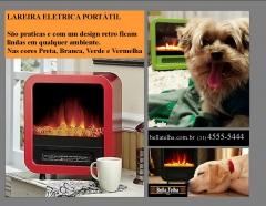 Lareira eletrica, lareira portatil, lareira em promoção, lareiras em geral é na bella telha www.bellatelha.com.br 11 4555-5444