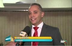 Entrevista cedida ao jornal estadual da rede globo