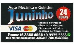 Auto mecânica e guincho juninho - foto 3