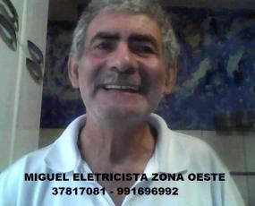 Miguel Eletricista zona centro
