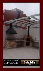 Churrasqueira e forno de pizza são peças imprescindíveis para áreas de lazer em condominio . a bella telha é especializada e tem todas as opções de churrasqueira a carvão, a gás e eletrica. não importa se a sua churrasqueira é  de alvenaria, churrasqueira com coifa, churrasqueira a bafo, churrasqueira de embutir, churrasqueira eletrica, na bella telha www.bellatelha.com.br voce tera sempre as melhores opções e os melhores preços. solicite um orçamento. estamos na grande são paulo.