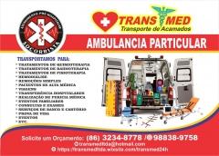 TRANSMED - Ambulância Particular