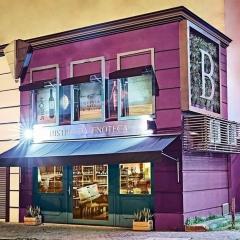Bistrô da Enoteca - Projeto para fachada e interiores