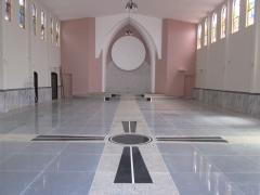 Projeto para igreja nossa senhora do rosário_santo andré