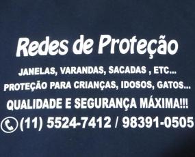 Redes de Proteção Antonio **  Vila Olimpia *