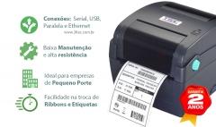 Impressora de etiquetas tsc 244 ce