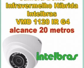 LOJA DA TELEFONIA - CAMERAS DE SEGURANÇA DIGITAL INTELBRAS