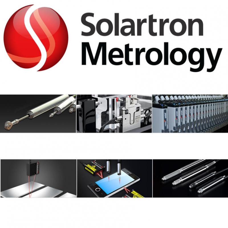 Distribuidor Autorizado Solartron Metrology