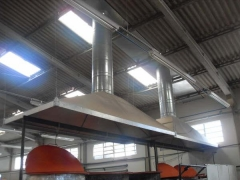 Coifas industriais velas guanabara