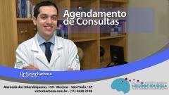 Neurocirurgião - Dr. Victor Barboza - Moema