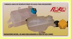 RADIADORES BICKEL - RESERVATÓRIOS FLÓRIO