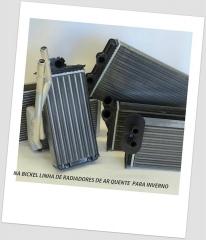 Radiadores bickel - calefaÇÃo - ar quente automóveis