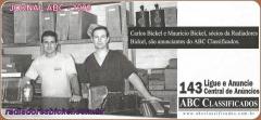RADIADORES BICKEL CARLOS AUGUSTO BICKEL MAURICIO BICKEL
