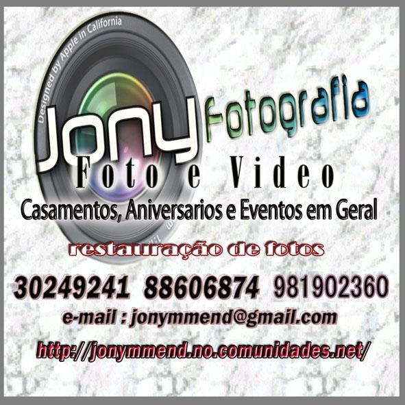 Foto Vídeo e banner João Maria