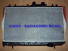 RADIADOR JAC MOTORS J3 - RADIADORES BICKEL