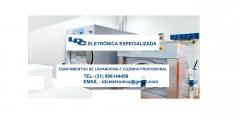Ldc eletrÔnica especializada equipamentos lavanderia e cozinha profissional