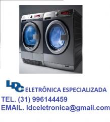 Lavadoras e secadoras 8 kg