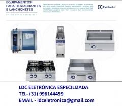 COZINHA PROFISSIONAL ELECTROLUX