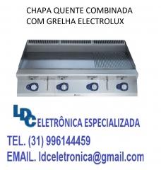 CHAPA QUENTE ELECTROLUX