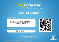Aluguel de van com motorista Moita Turismo