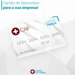 Cartão Desconto Saúde – Cartão da Família