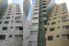 Pinturas de fachadas com garantia dsl