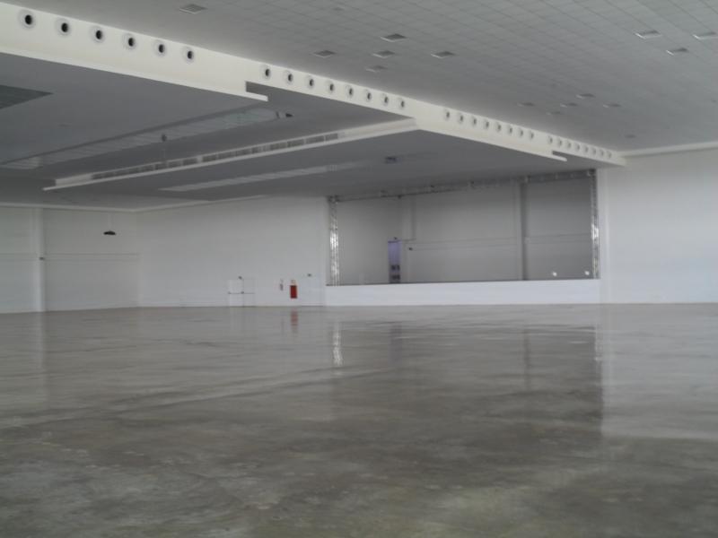 Pintura de piso e garagens em geral