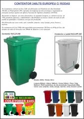 Foto 20 equipamentos para cozinhas industriais - Lixeiras e Contentores Parasolle